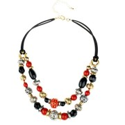TS-Womens-Double-Color-Resin-Beads-Necklace-Black-Friday-0